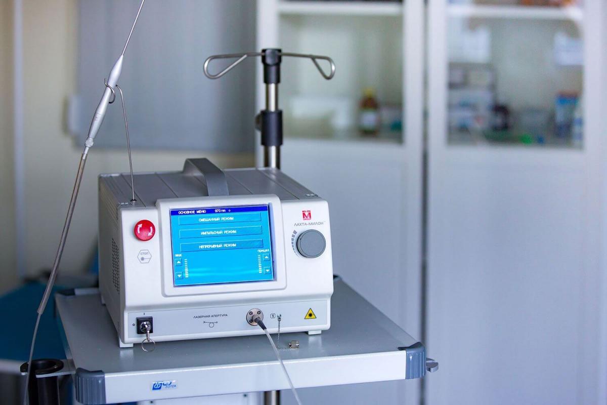 лазер для удаления папиллом