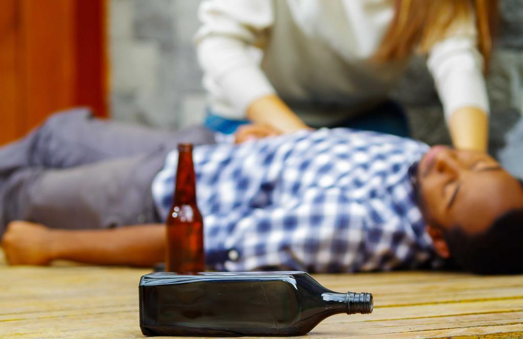 изменения биохимии почек при алкогольных отравлениях