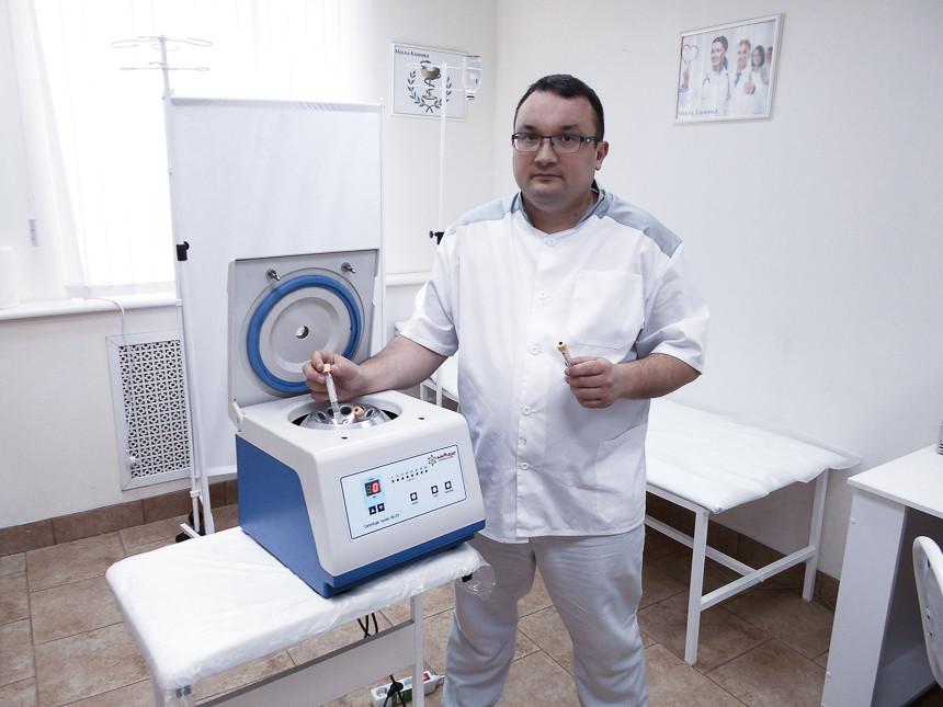 экспресс тест на ВИЧ в частном медцентре
