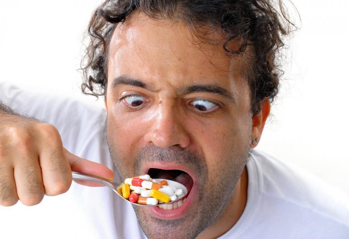 злоупотребление антибиотиками