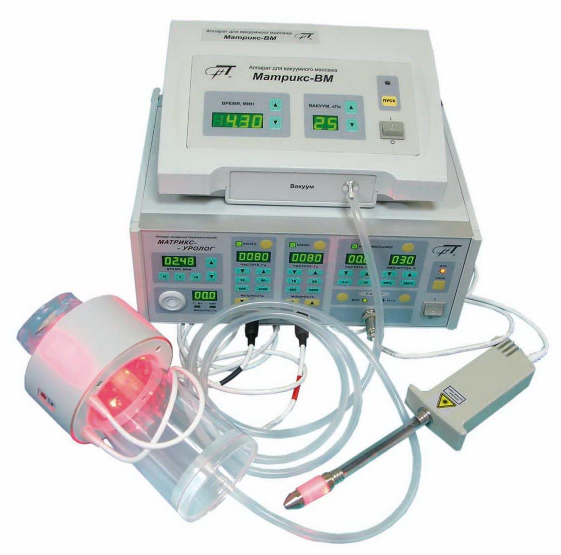Приборы для лечения простатита лазер что такое аденома и что такое простатит