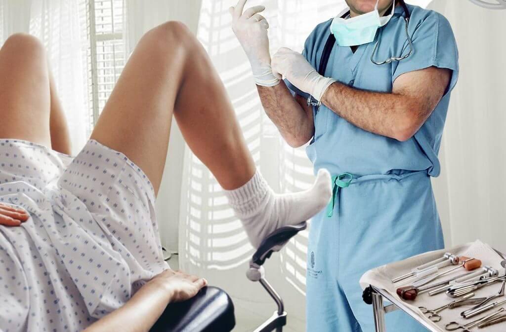Картинки гинекологическое обследование