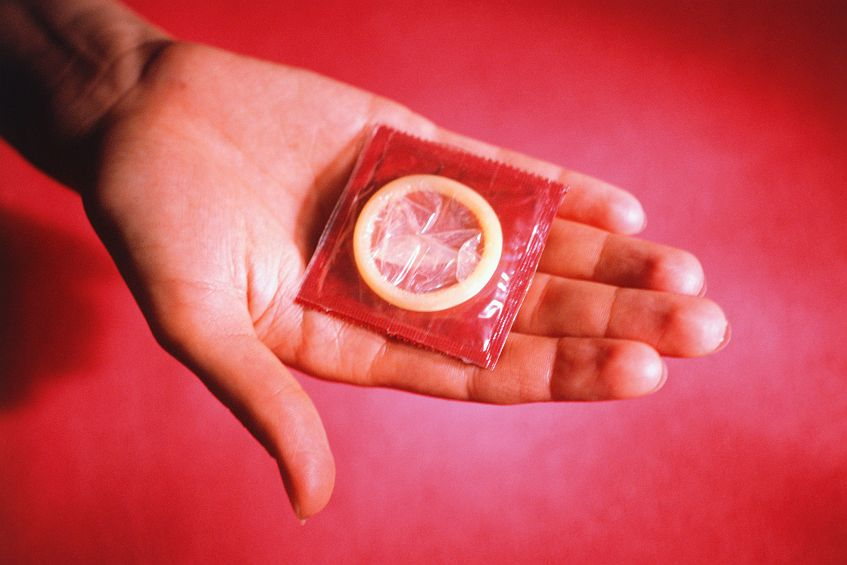 предупреждение заражения гонореи с помощью презерватива