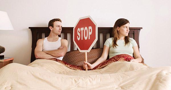 воздержаться от половой жизни перед сдачей анализов на ЗППП у женщин