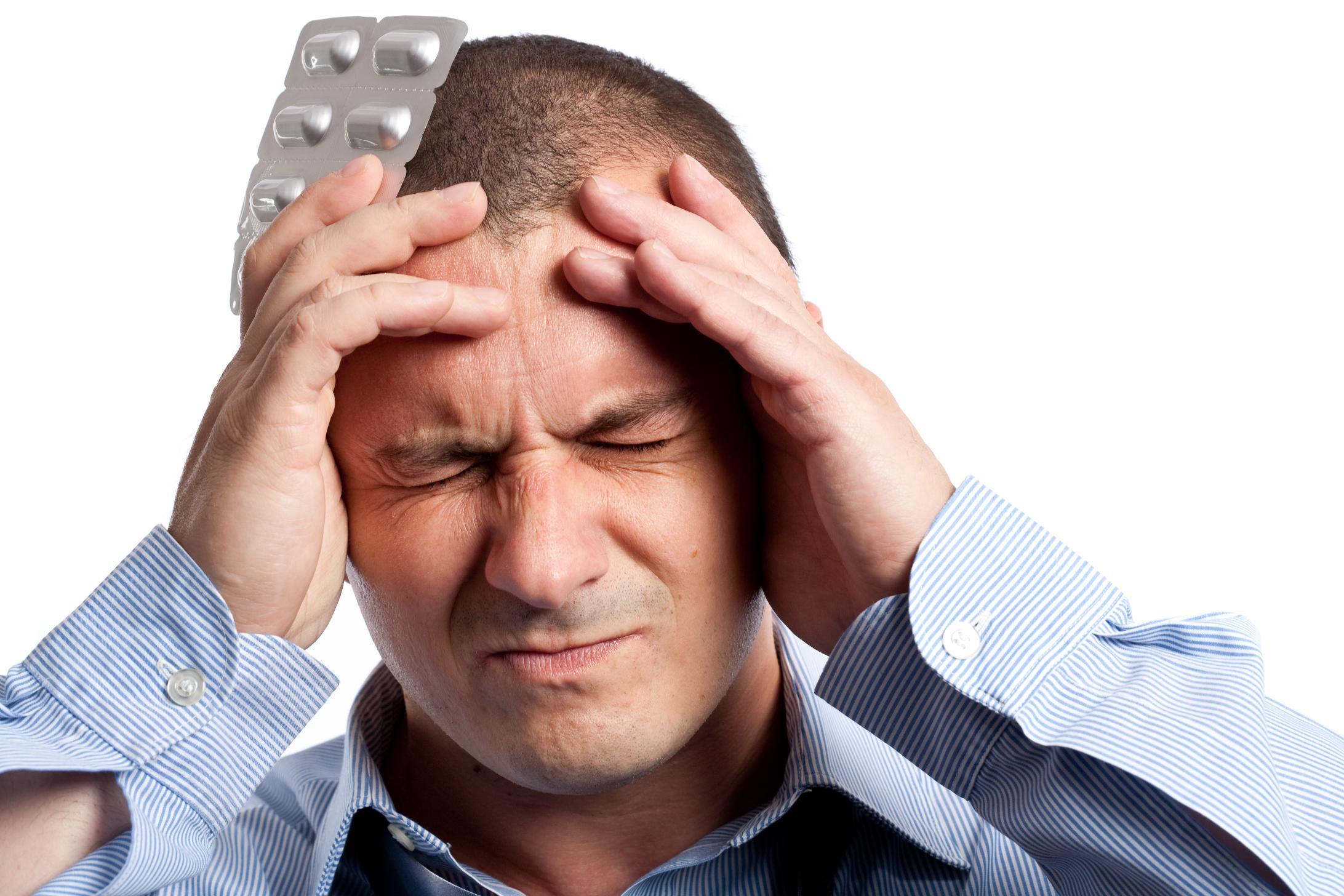 головная боль при простатите